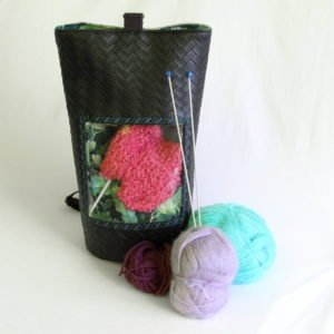 Tricotyne, le sac à ouvrage pratique