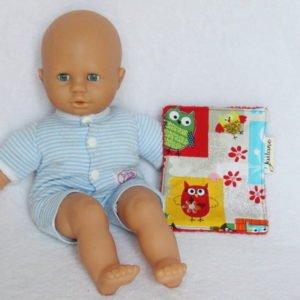 Coton lavable pour bébé l'unité