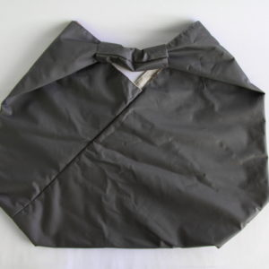Sac Origami gris imperméable