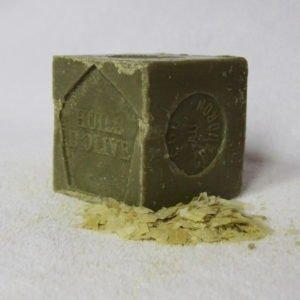 Savon de Marseille Olive en cube 500 g