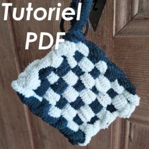 Tutoriel Tissage de Tawashi