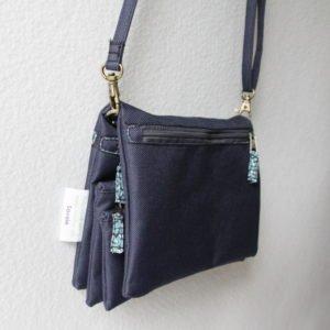 Tutoriel du sac à pochettes Julyne